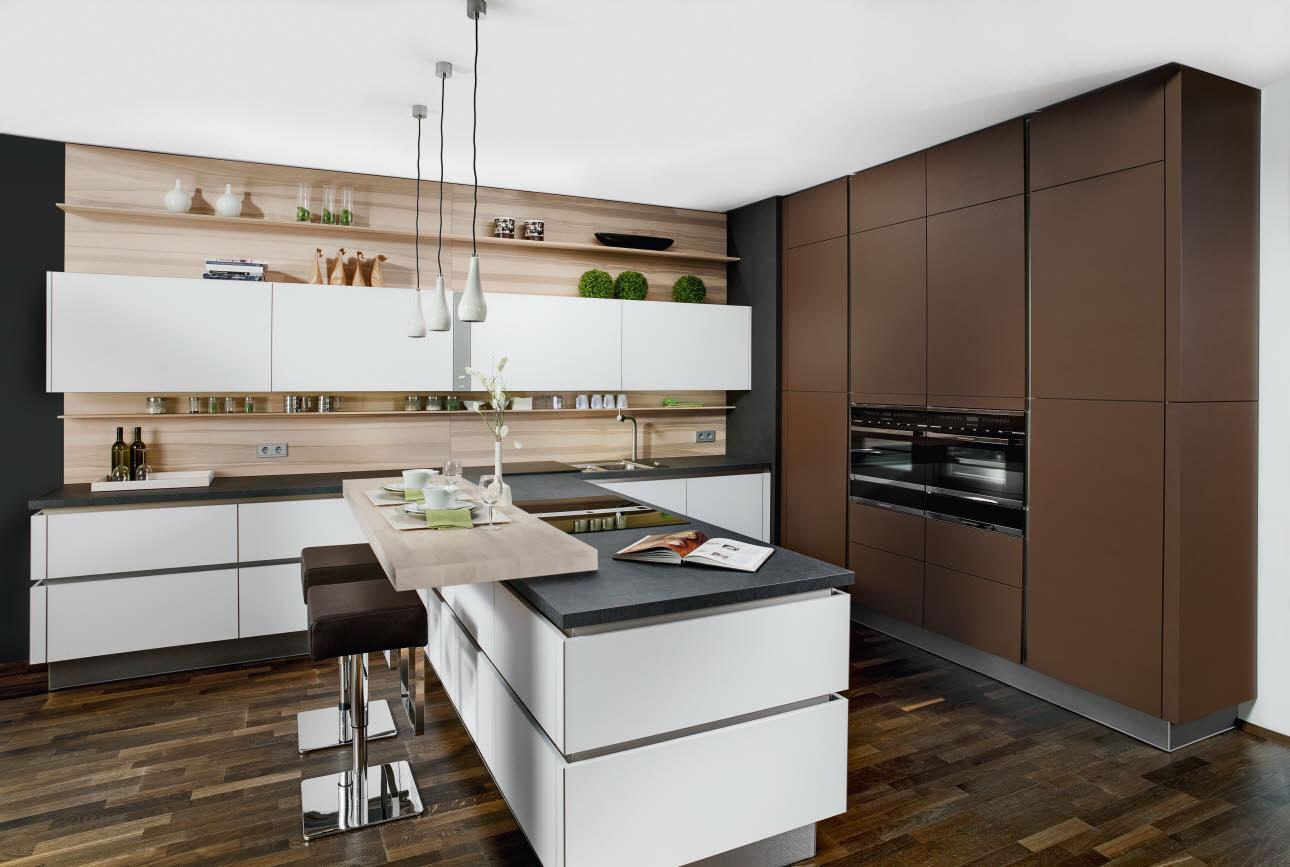 Fantastisch Farbe Der Küchenschränke 2014 Fotos - Ideen Für Die ...