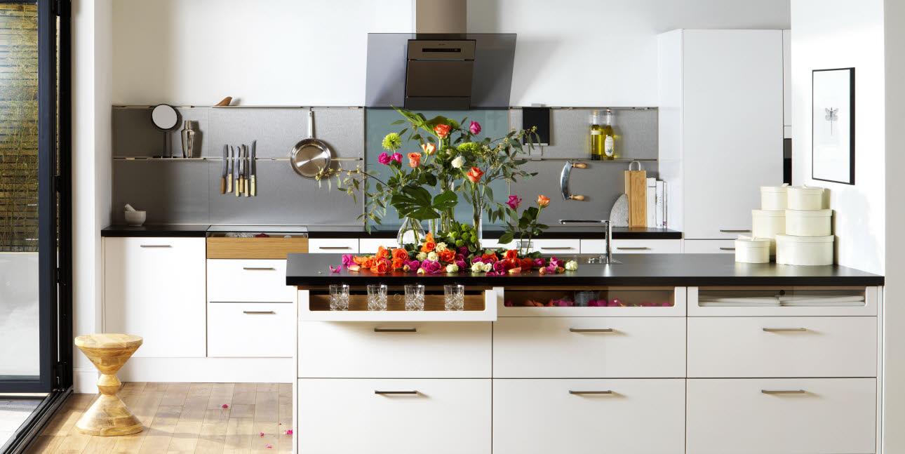 ewe Küchen I Inspirierende Stauraumlösungen