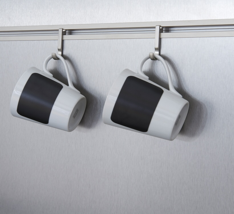 praktische ideen f r mehr platz in der k che. Black Bedroom Furniture Sets. Home Design Ideas