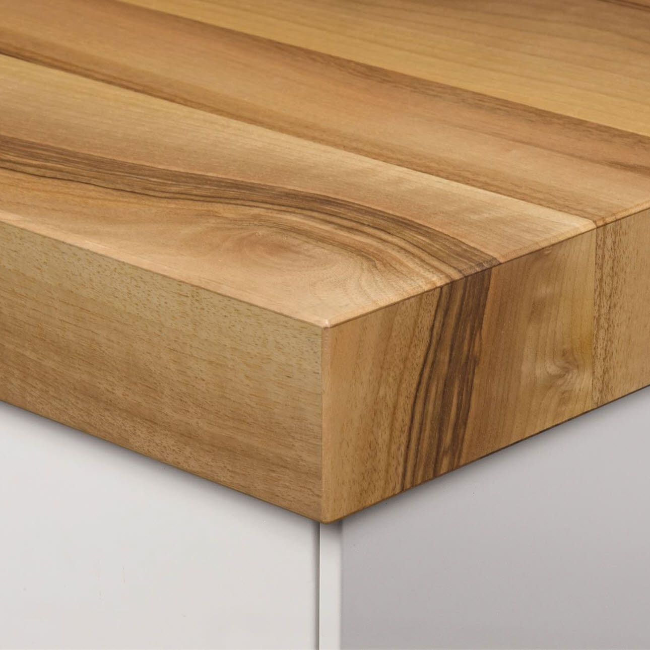 Worktop 6 cm, walnut