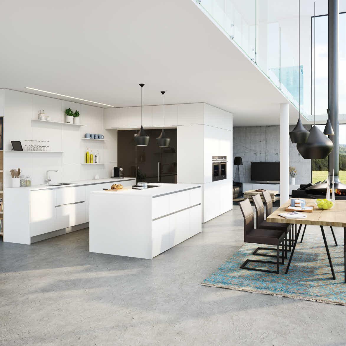 trendsetter vida klares design und funktionalit t ewe. Black Bedroom Furniture Sets. Home Design Ideas