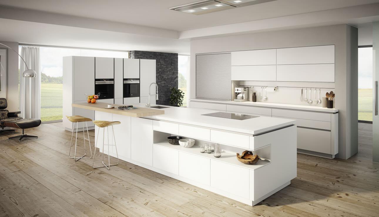 Ewe kuchen i magazin i die neue kuchengeneration for Neue küchentrends