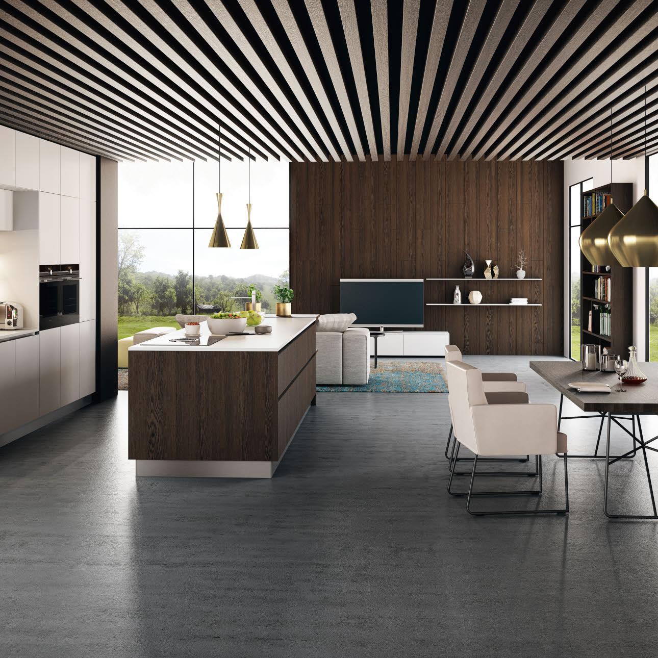 k chenmodelle inspiration f r mehr lebensqualit t ewe. Black Bedroom Furniture Sets. Home Design Ideas