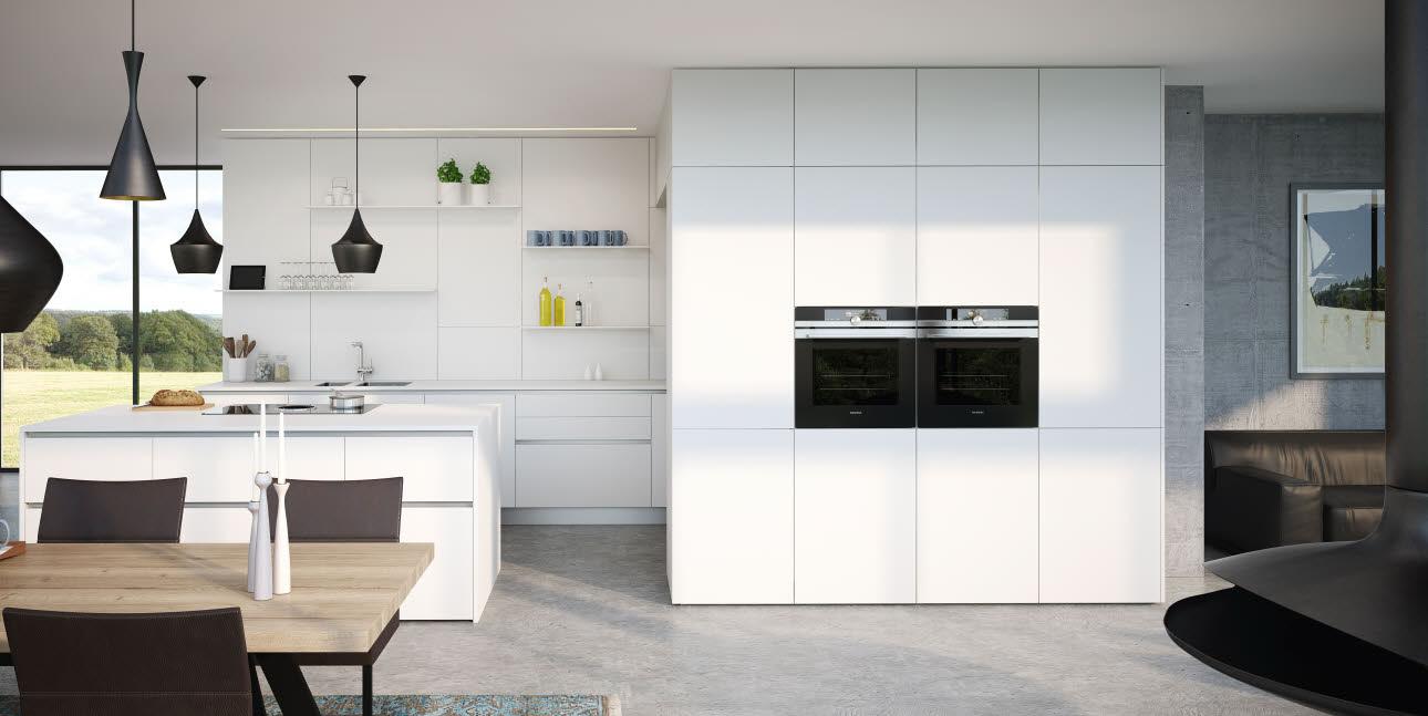 vida blanc n on cuisine ewe. Black Bedroom Furniture Sets. Home Design Ideas