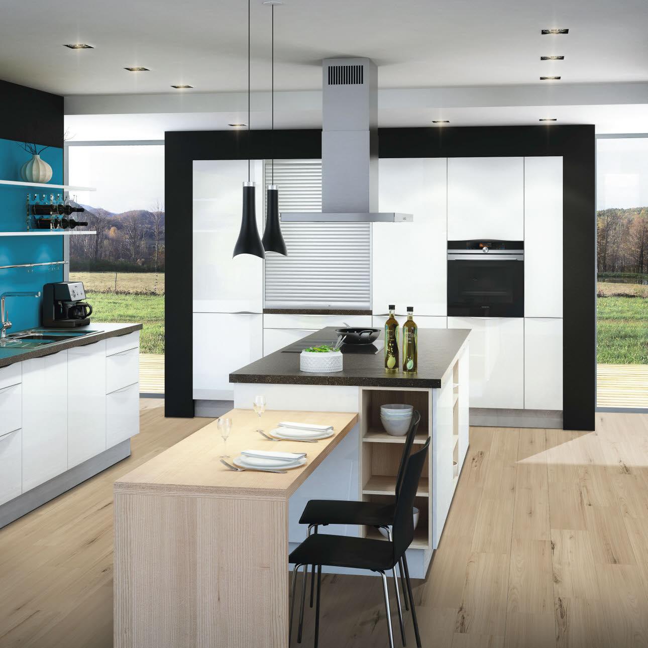 Weiße Küchen | Küchentrends | ewe Küchen