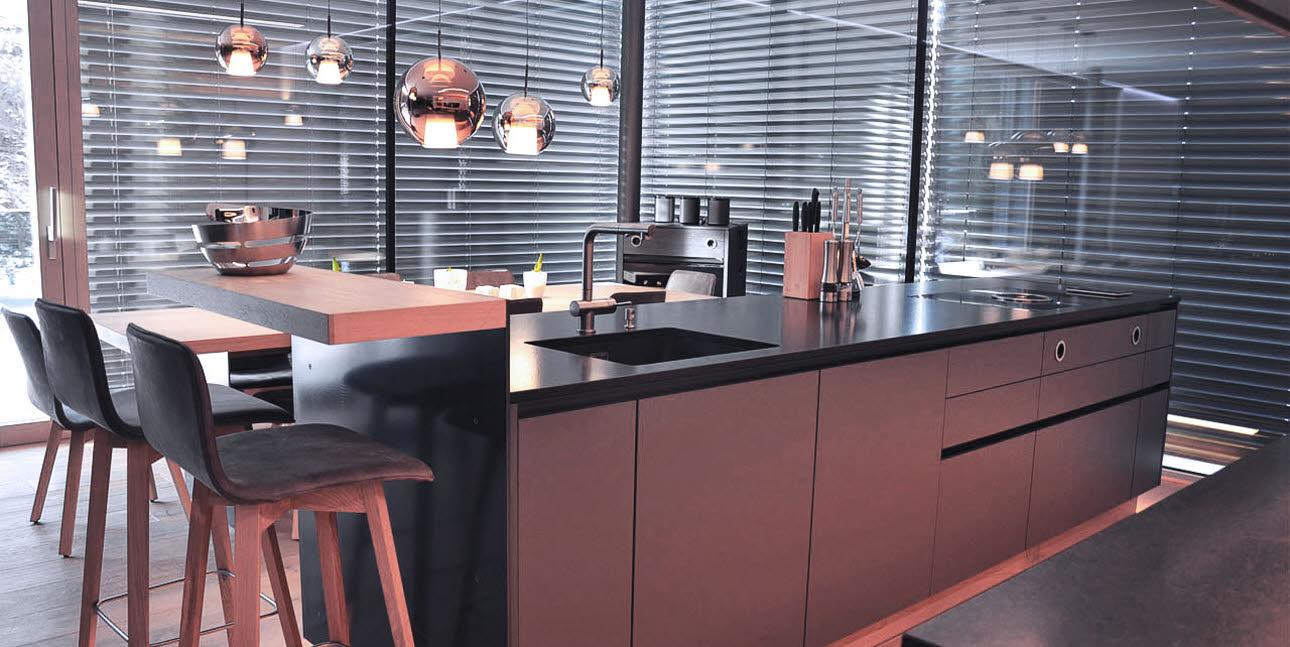 Ewe Küche Penthaus Annaberg