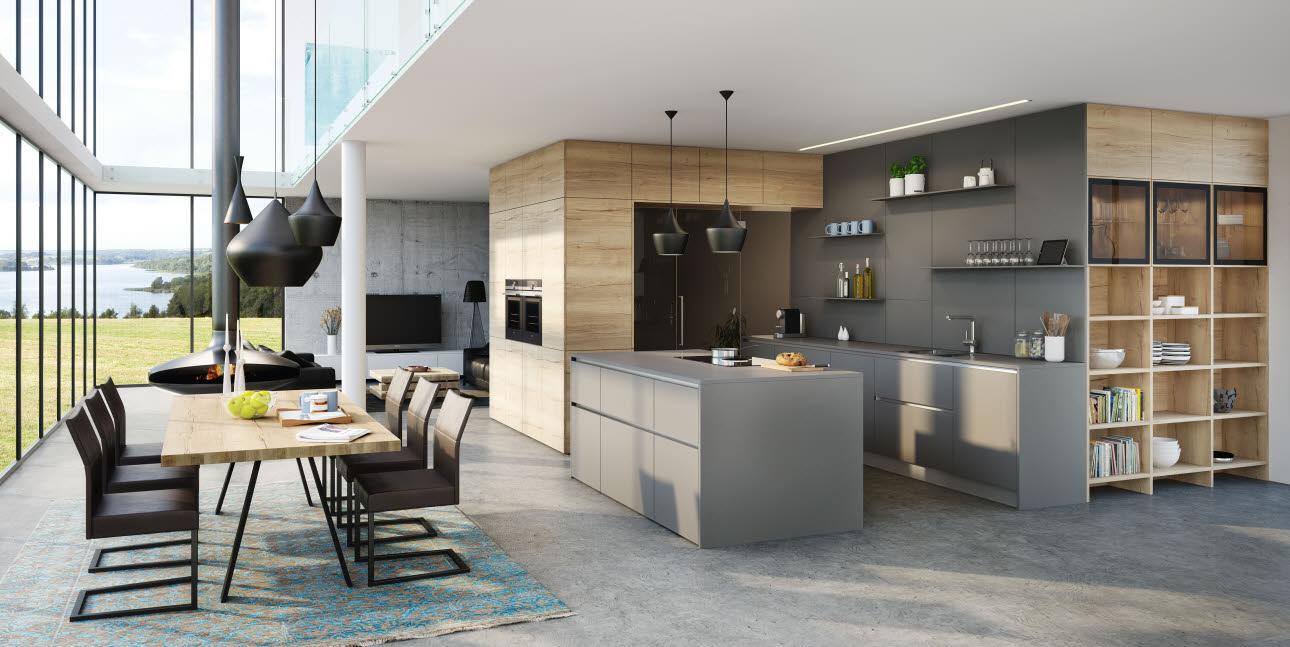 ewe Küchen I Magazin I Die Wahl der Küchenfronten