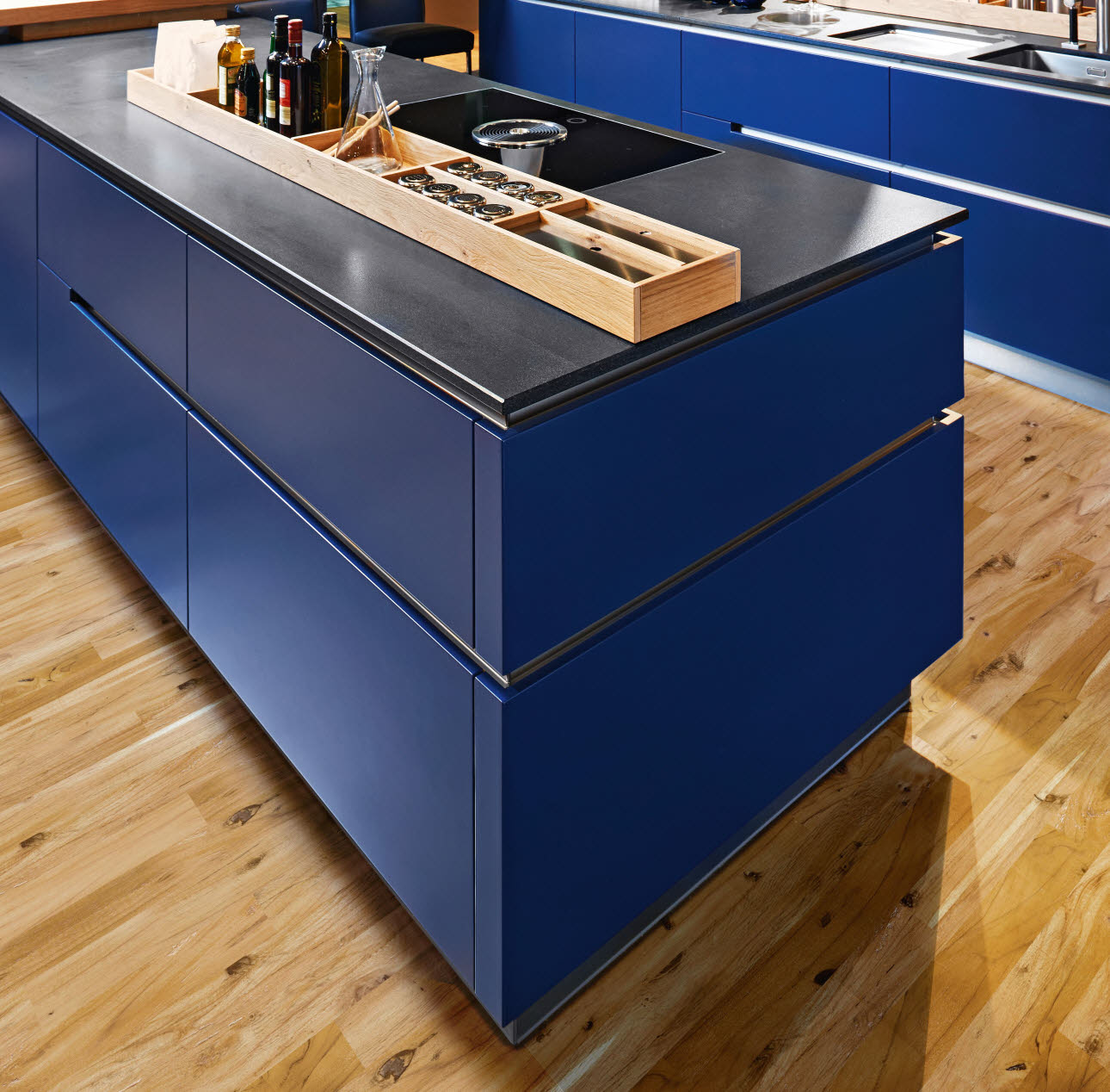 ewe kitchen Vida - blue model