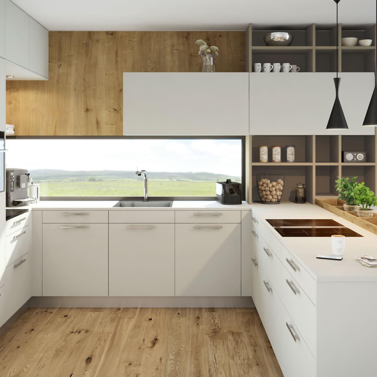 ewe Küchen I Magazin I Supermatt und supermodern