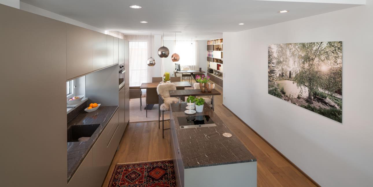 elegante grifflose k che magazin ewe k chen. Black Bedroom Furniture Sets. Home Design Ideas