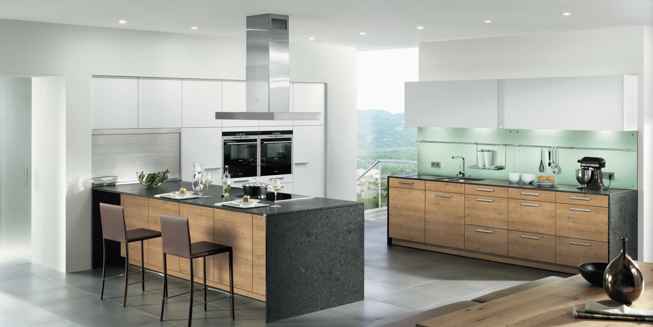 Pin kuchen modelle on pinterest for Küchen modelle
