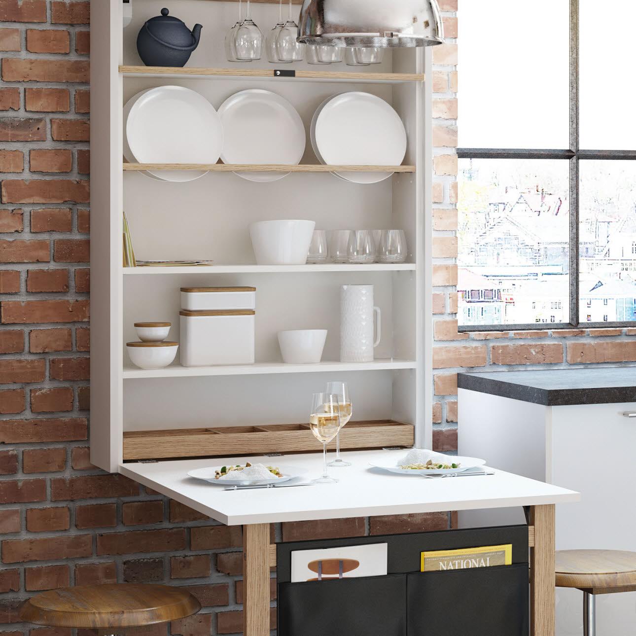 Kleine Küchen | Küchentrends | ewe Küchen