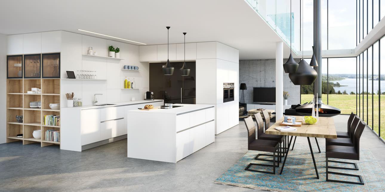 ewe Küchen I Magazin I Die Küche als Lebensruam