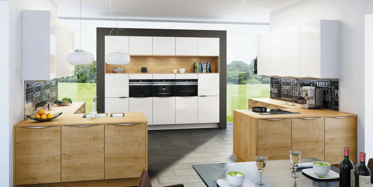 Beste Honig Eiche Küche Designs Fotos - Ideen Für Die Küche ...