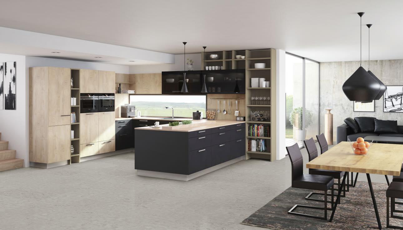 unsere k chen inspiration f r mehr lebensqualit t ewe. Black Bedroom Furniture Sets. Home Design Ideas