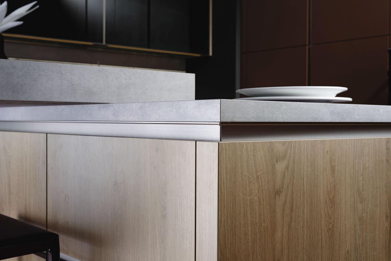 vida modern kitchen ewe. Black Bedroom Furniture Sets. Home Design Ideas