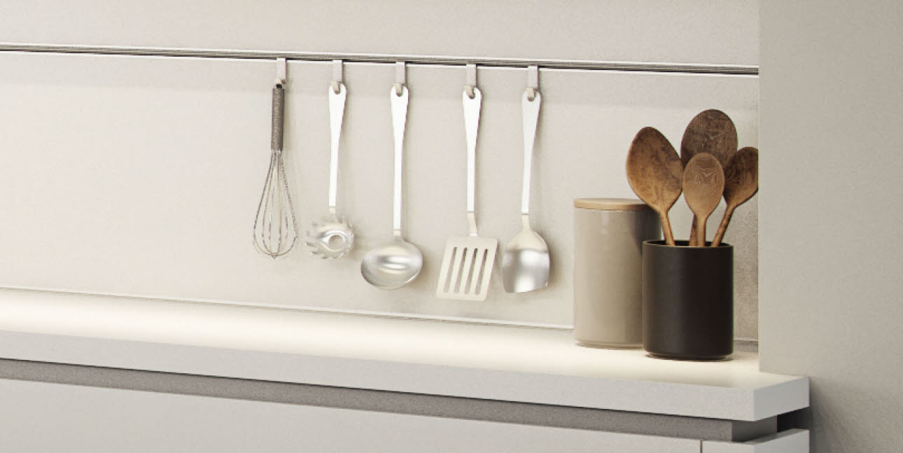 Vida arctic - kitchen utensils
