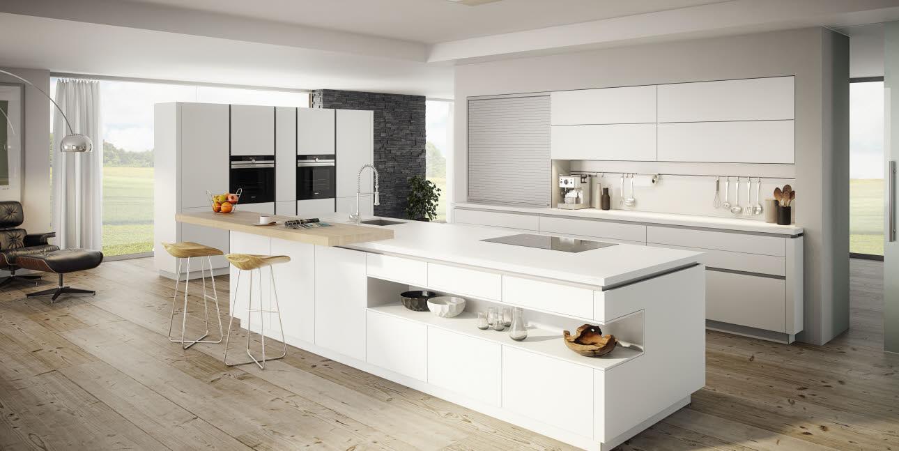 Vida | geradliniges Küchendesign | ewe