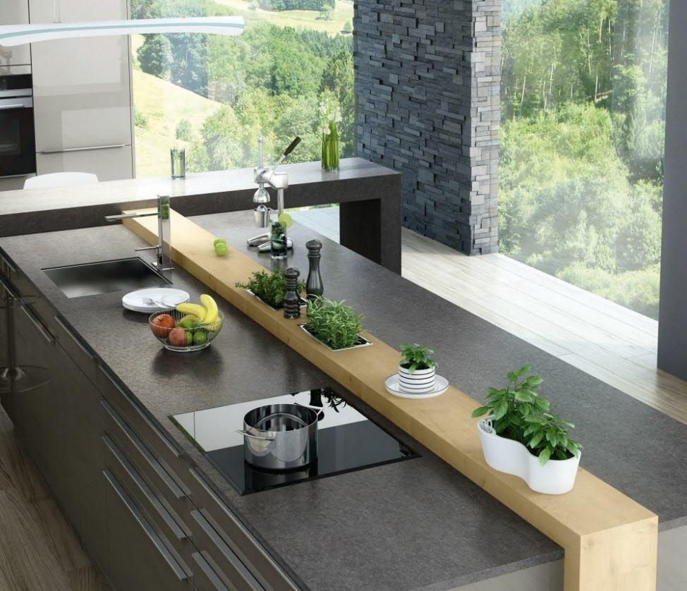 graue k chen i ewe magazin i ewe k chen. Black Bedroom Furniture Sets. Home Design Ideas