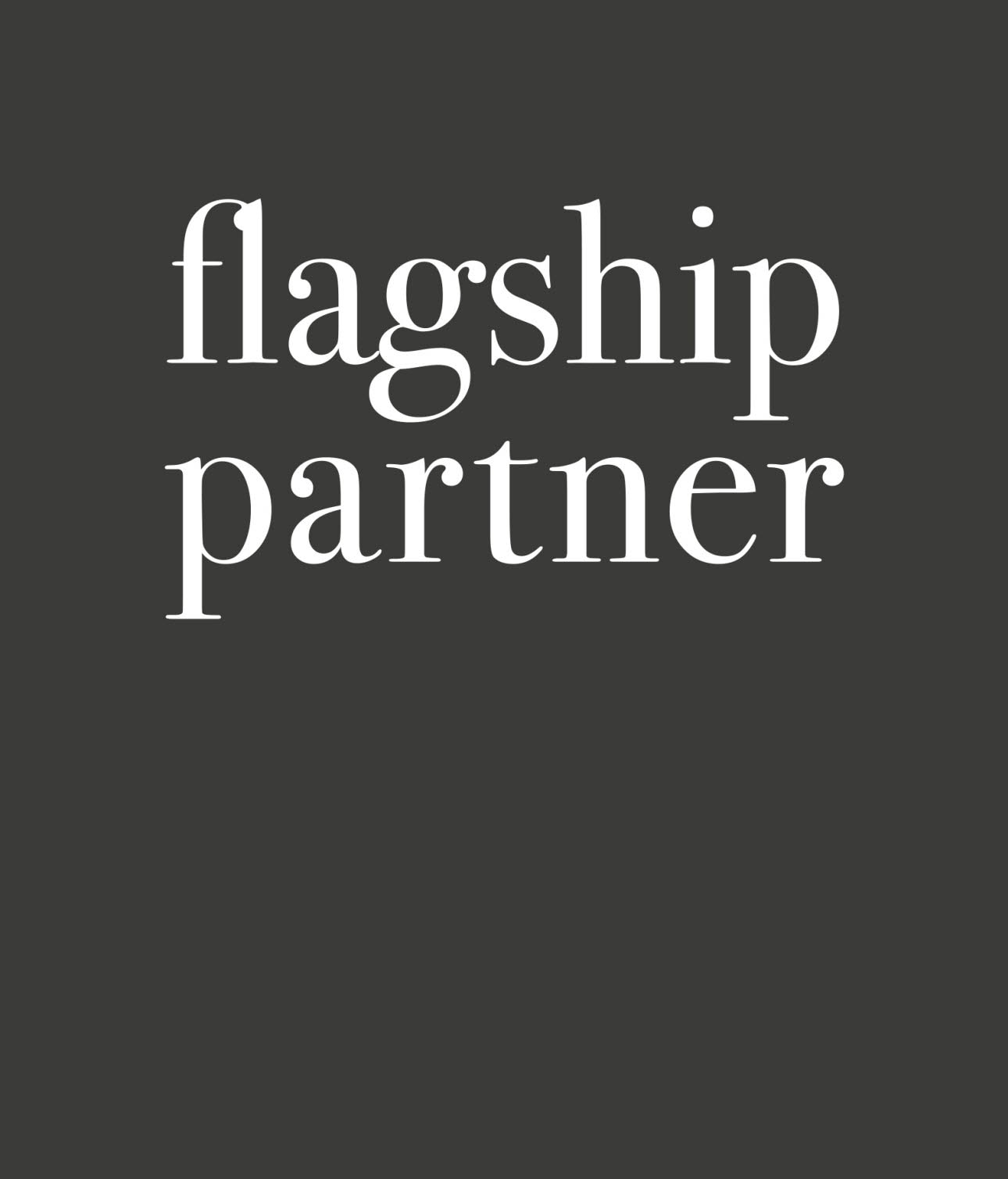 Flagshippartner