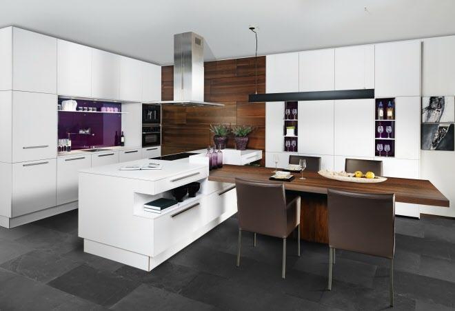 Die Küche Als Lebensraum