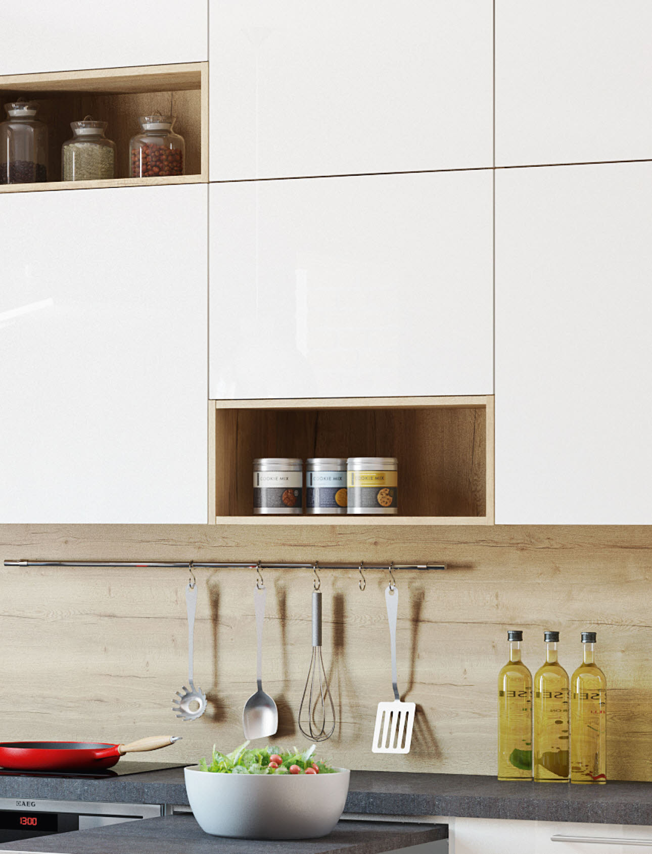 kleink chen konzept raumwunder ewe k chen. Black Bedroom Furniture Sets. Home Design Ideas